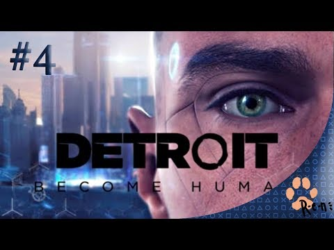Detroit Become Human CZ Stream