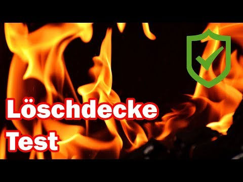 Brennenstuhl Löschdecke im Test