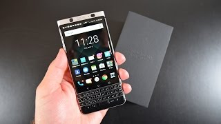 Blackberry KEYone: Unboxing & Review
