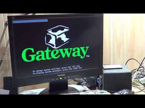 Retro Computer Restoration Gateway 450 (part 1)