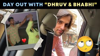 "Day Out With ""Dhruv & Bhabhi"" 