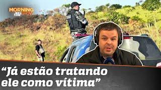 Força-Tarefa, cães, deputada com fuzil: Por que ninguém pega Lázaro Barbosa?
