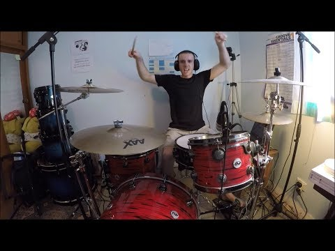 "DRUM COVER: ""Soldier"" - Foo Fighters"