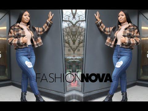 VLOGMAS DAY 3: Fashion Nova Black Friday Try-On Haul | Ashleigh Inez