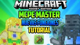 NUEVOS MOBS! - MCPE Master para Minecraft PE - Tutorial y Descarga APK - Apps Para Pocket Edition