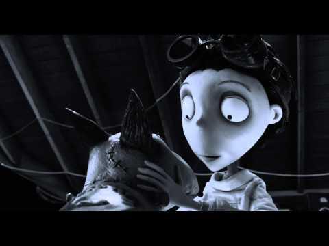 "Frankenweenie ""Homage"" Trailer"
