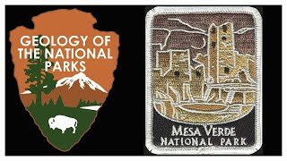 Geology of Mesa Verde National Park and Depositional Systems