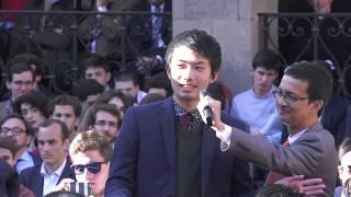 UNIV2018.日本人の質問に答える