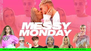 DRAMA ALERT! Cameron Dallas vs Cole Carrigan, Taylor vs Beyonce, CJSOCOOL & MORE| MessyMonday