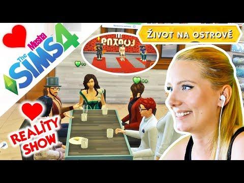 HROMADNÉ RANDE A VYŘAZOVÁNÍ ● The Sims 4 - REALITY SHOW 09