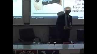 Alfio Quarteroni (Dept. Mathematics – PoliMI)