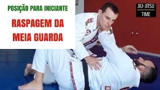 Manual básico da Meia Guarda I Técnicas de jiu-jitsu