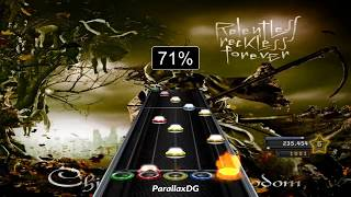 Children of Bodom - Cry of the Nihilist (Clone Hero Custom Chart Preview)