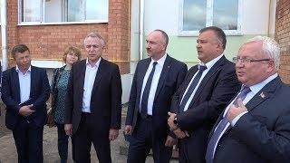 Председатель ФПБ и Генпрокурор посетили Городок