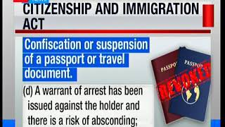 What the law says on the revocation of passports in Kenya