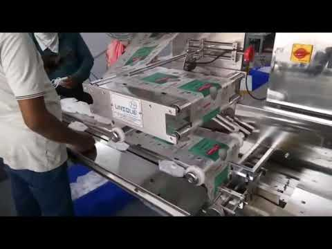 Face Mask Packing Machine N95 And 3 Ply