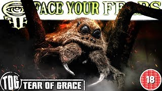ARACHNOPHOBE vs BIG BLOODY SPIDER | Face Your Fears 2