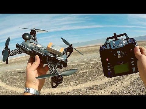 zendrone-blazer-250-pro-gps-fpv-racer-drone-flight-test-review