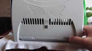 """Ионизатор очиститель воздуха Супер-Плюс ЭКО-С зеленый озонатор от компании Компания """"TECHNOVA"""" - видео"""