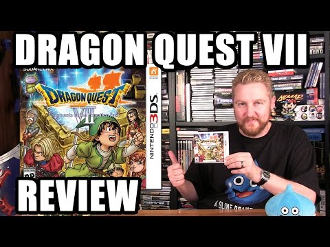 DRAGON QUEST VII REVIEW - Happy Console Gamer