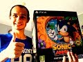 Vidéo YouTube - Unboxing Collector Sonic Mania
