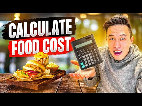 , title : 'How To Calculate Food Cost Percentage (& SAVE $$) | Cafe Restaurant Management Tips 2020