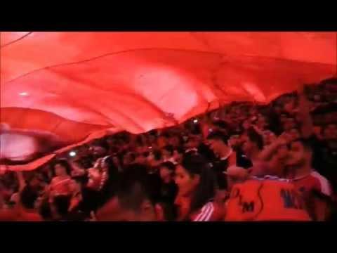 """""""La hinchada más linda del mundo - Independiente Medellín"""" Barra: Rexixtenxia Norte • Club: Independiente Medellín • País: Colombia"""