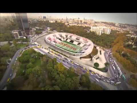 Vodafone Arena Videosu