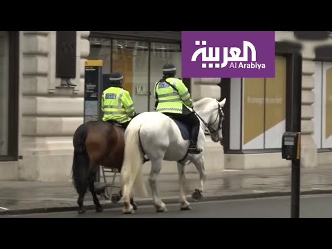 العرب اليوم - شاهد: العصابات تنشط في شوارع لندن في ظل غياب شبه تام لعناصر الأمن والشرطة