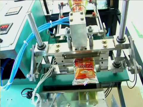 Grocery Item Packing Machine