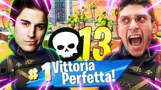 FORTNITE: VITTORIA REALE PERFETTA!! I CORVI NON DELUDONO w/ANIMA