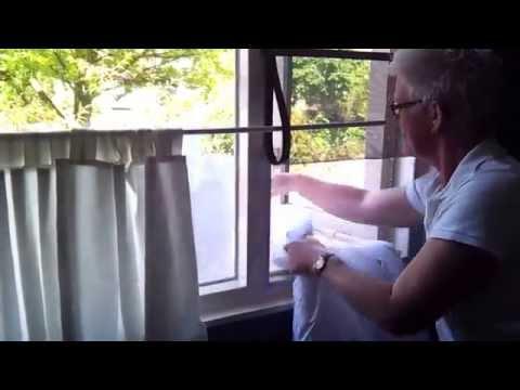 Flexibele horren - vliegenramen 22