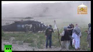 Taliban releases video of US soldier Bowe Bergdahl prisoner exchange