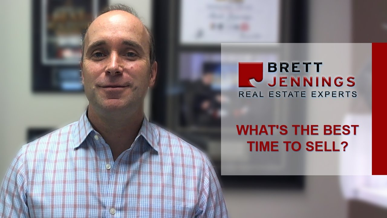 What Is the Best Time of Year to Sell Your Home?