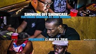 """""""The Beatdown"""" Producer Showcase (Da Dreak, DJ A1, Soul Wonder)"""