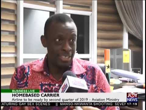 Homebased Carrier - Business Live on JoyNews (20-11-18)