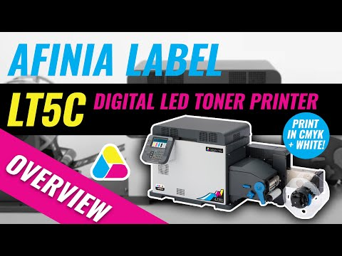 Digital Label Printer - LT5C