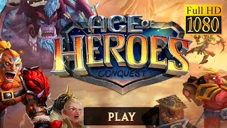 Age Of Heroes: Conquest Game Review 1080P Official 5Th Planet GamesRole Playing 2016