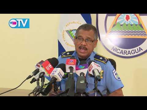Policía Nacional esclarece delitos de muertes homicidas y robo con intimidación en Managua