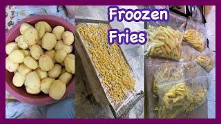 Frozen French Fries - Merium Pervaiz !!!