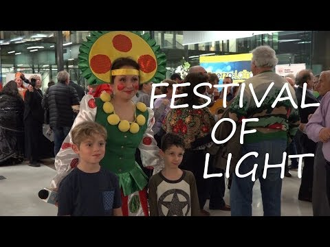 FESTIVAL OF LIGHT. 30 ноября 2017