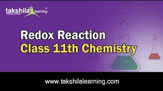 Redox reaction - CBSE Class 11 Chemistry Online Classes
