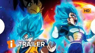 Dragon Ball Super Broly - O Filme | Trailer 2  Dublado