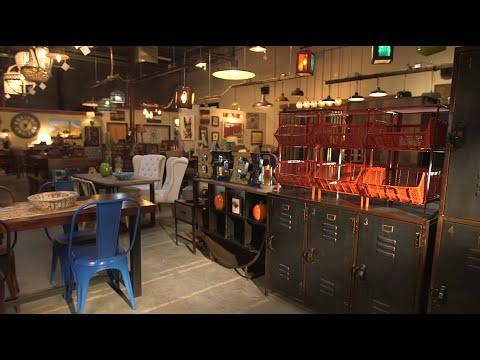 Furniture store in Denver, Colorado
