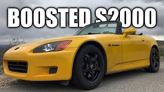 How Fast Is My Supercharged Honda S2000?
