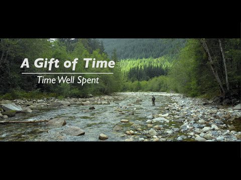 A Gift of Time ... Time Well Spent