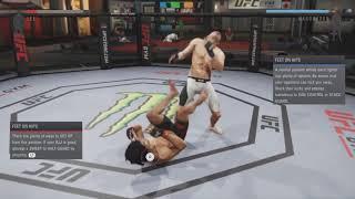 UFC 2 : смешные моменты