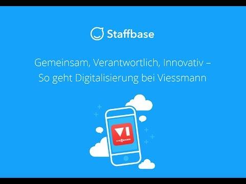 Gemeinsam, Verantwortlich, Innovativ – So geht Digitalisierung bei Viessmann