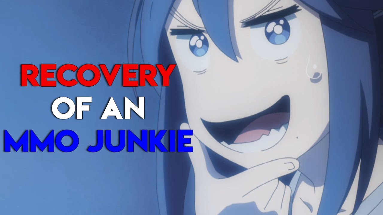 Recovery of an MMO Junkie - Lvl 1 Warrior LF Love - TheHiveLeader