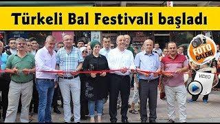 Türkeli Bal Festivali başladı